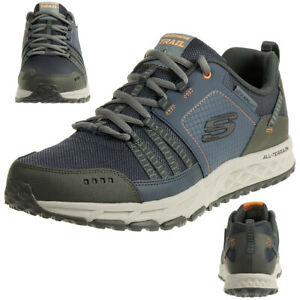 Minimizar Redundante Delgado  Skechers Sports Escape Plan Walking Trainers Trail Shoes Memory ...