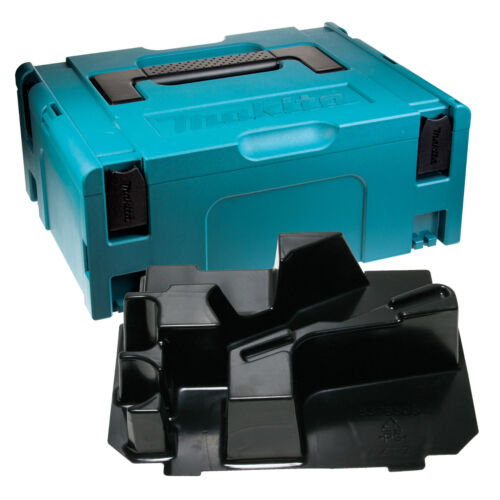 MAKITA MAKPAC DTWS Stackable Case /& Inlay for Impact Driver//Wrench DTD146