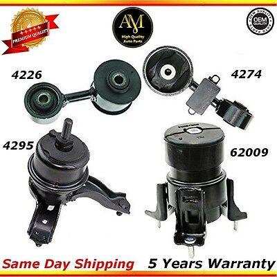 Torque Strut Front Engine Motor Mount 4274 For 07 08 09 10 11 Toyota Camry 2.4L