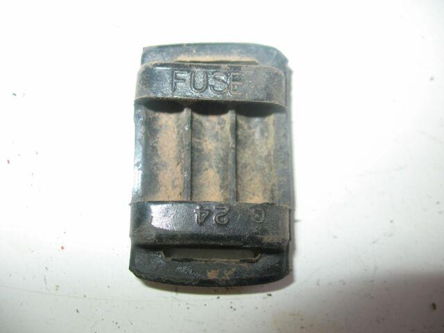 Air Box Rubber Fuse Holder 1982 Honda Xl500r Xl 500 Xl500 R 82