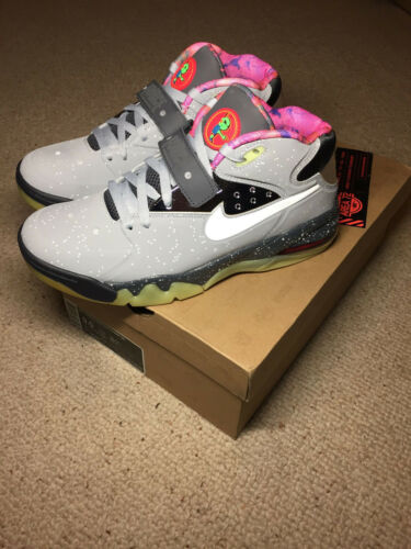 Us9 Force Bnib Qs Prm Nike Max Charles As Air All Star 5 Area 5 Eu43 2013 72 Uk8 4j5L3AR