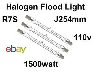 2x J118 LED Flutlichtlampe Ersatz Halogenlampe Rohr Birne 78mm 150W ZBDE  ZJP