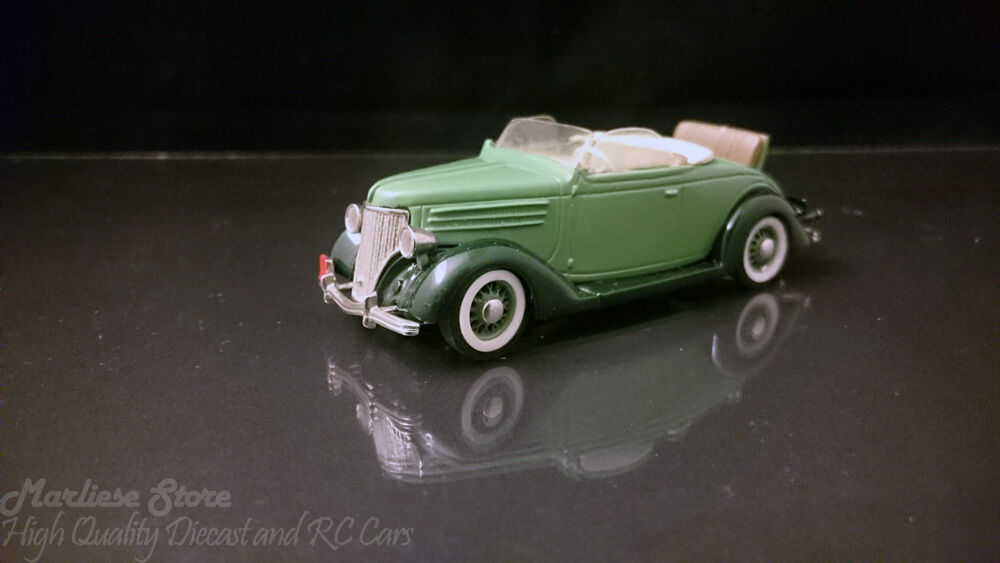 Extremely Rare Jahr 43rd Ave 1936 Ford ConGrünible open Dickie