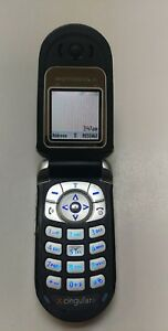 Details about Motorola V180 Model 93101XYBSA GSM Text Message Flip Phone  AT&T