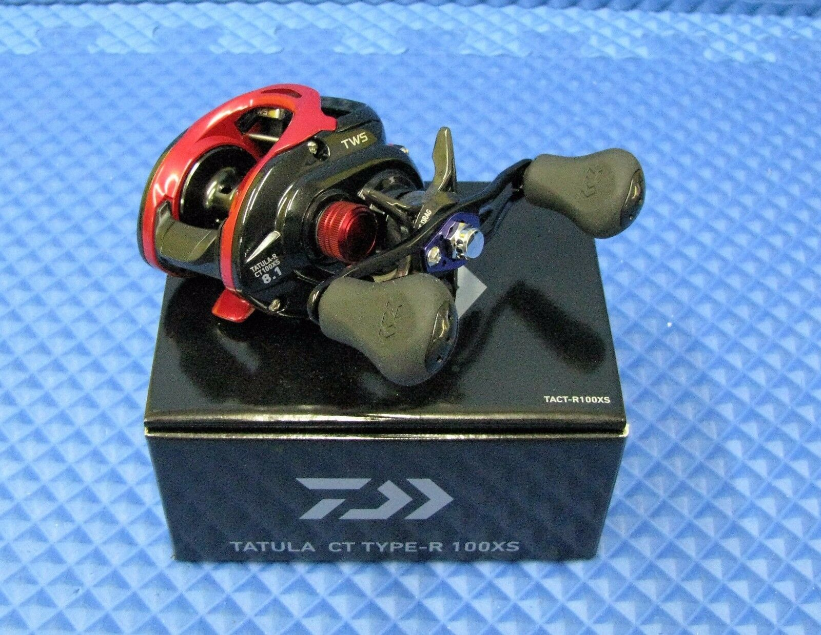 Daiwa  Baitcasting Reel With Double Handle Tatula CT Type-R 100XS TACT-R100XS  cheap and high quality