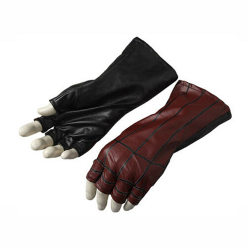 Spider-Man Homecoming Mask Web Shooter Gloves Peter Parker Cosplay Props
