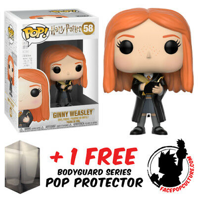 Ginny Weasley with Diary Pop Vinyl Harry Potter