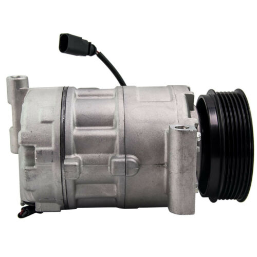 Air conditioning compressor for Audi A4 B6 8E a6 c6 4F from BJ 04 1.6 1.8 CRC