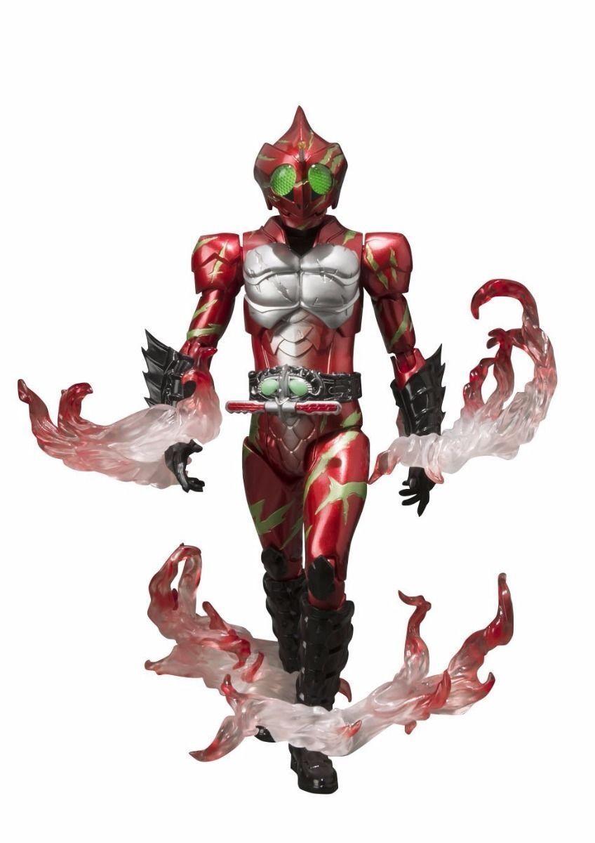 S.H.Figuarts Mascherato Kamen Rider Alpha  .jp Limitato Versione