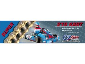 Speed Kart Kette 219 Racing