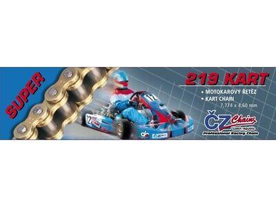 x 30 Bambini Längen Kette Chain OK Motor versch CZ 219 Kartkette für Kart