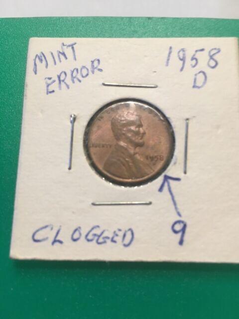 1958-D 50C Franklin Half Dollar