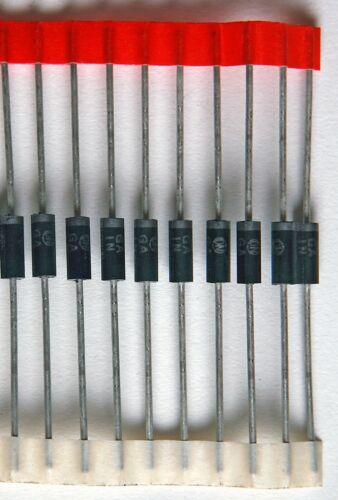 150 °C 1N5349B  Zener Single Diode 12 V 5 W DO-201AE 5 /% 10 pack 2 Pins