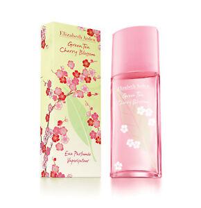 Elizabeth Arden Green Tea Cherry Blossom Perfume EDT Spray 100ml Agsbeagle