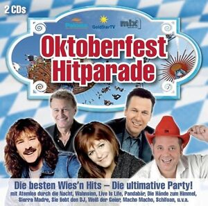 OKTOBERFEST-HITPARADE-DIE-BESTEN-WIES-039-N-HITS-DIE-ULTIMATIVE-PARTY-2-CD-NEU