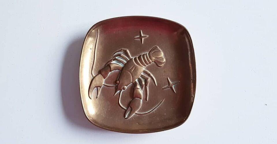 Andre samleobjekter, Bronze skål