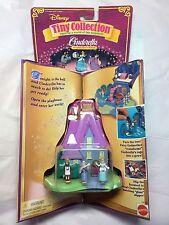 DISNEY Tiny Collection Cinderella Stepmother House Polly Pocket Bluebird VTG NEW