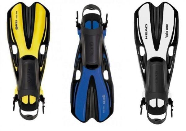 Amichevole Mares Volo Uno Pinne Snorkeling Erl 35 Fino A 47 Diverse Colori Regolabile Parte Elegante Nello Stile