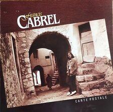 Francis Cabrel - Carte Postale - Vinyl LP 33T