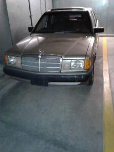 Mercedes Benz 190E-1990