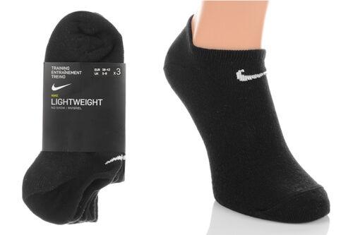 Nike Performance Lightweight NO SHOW SOCKEN 3 PAAR Unisex Sneaker Sportsocken