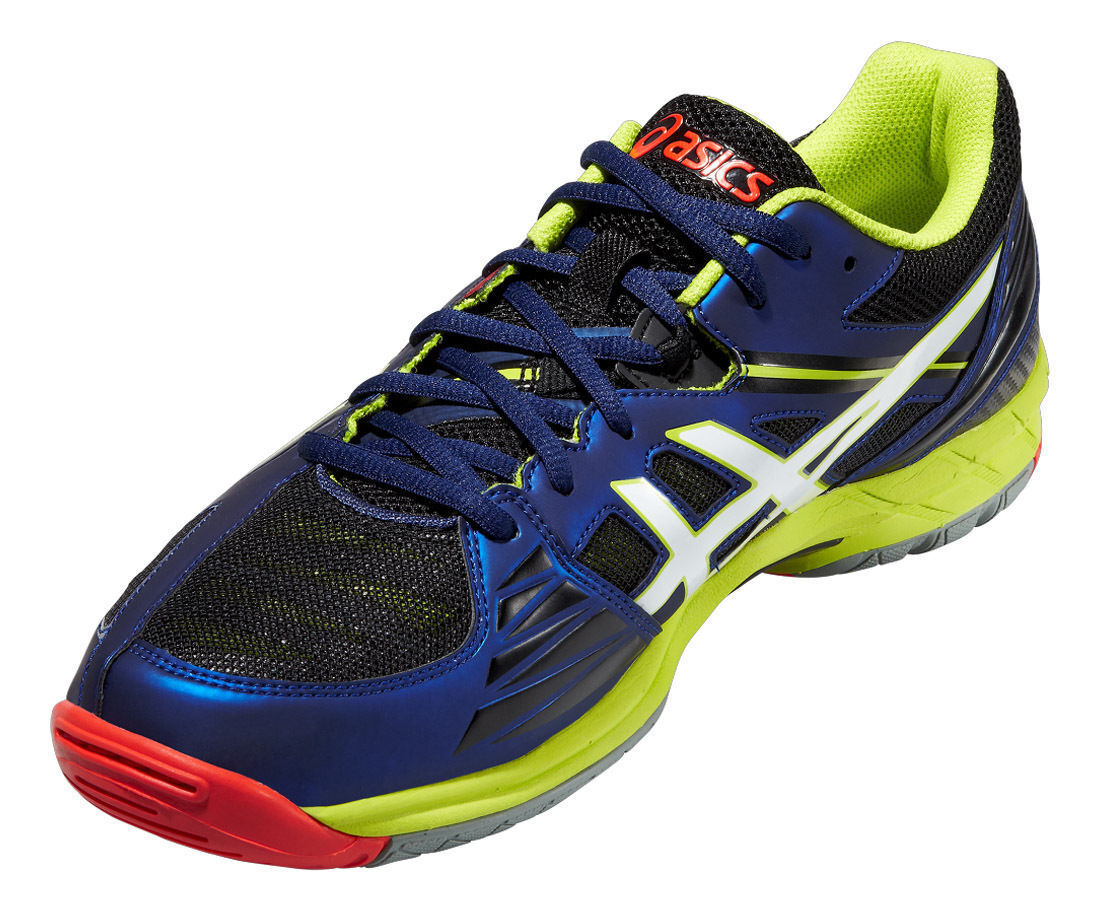 Asics Gel Elite 3 Volleyball Volleyball Volleyball  Man B500N 5001 end of series size 6.5 UK 72af12