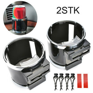 2X-Auto-Getraenkehalter-Dosenhalter-Becherhalter-Kaffeehalter-Cup-Holder-2in1-DE