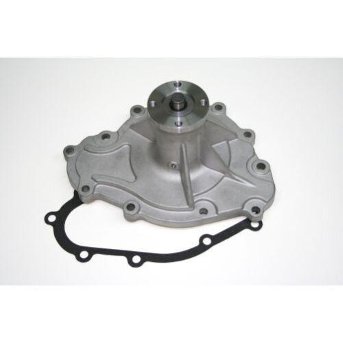 PRW 1445500 High-Perf Aluminum As-Cast Water Pump For 1969-1979 Pontiac 265-455