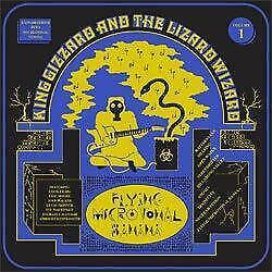"King Gizzard & The Lizard Wizard ""Flying Microtonal Banana"" LP"