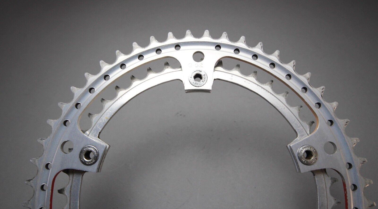 SR Royal Chain Rings Kettenblätter   52 42 T   BCD 144 mm   158g   Sakae Ringyo
