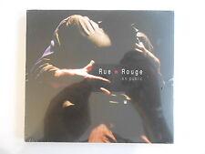 """RUE ROUGE : EN PUBLIC """"UN AIR DE JAVA"""" - [ CD ALBUM NEUF ] --  PORT GRATUIT"""