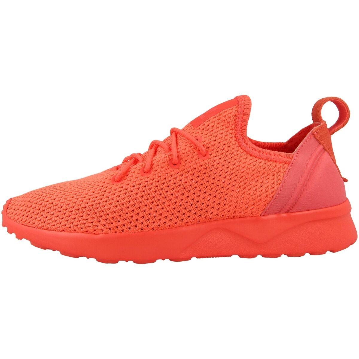 best website f2595 98ee2 ... 50% off adidas flux zx flux adidas adv virtue sock mujer zapatos cortos  señora coral