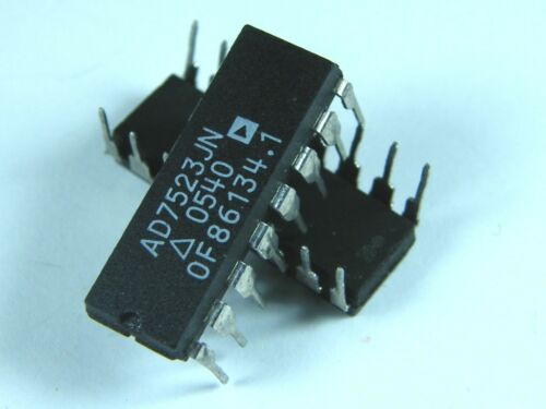 AD AD7523JN DIP 8-Bit Multiplying D//A Converters