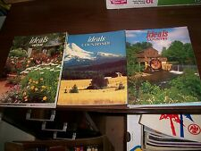 Lot of 9 Ideals Magazine Home, Country and Countryside
