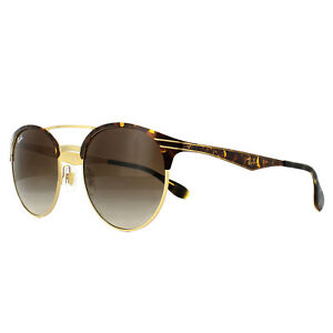 78734331d35 Image is loading Ray-Ban-Sunglasses-3545-900813-Tortoise-Gold-Brown-