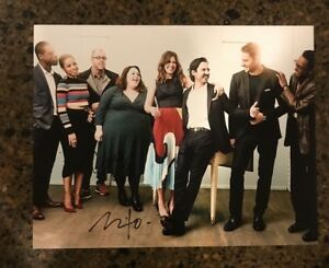 THIS-IS-US-signed-autographed-11x14-photo-MILO-VENTIMIGLIA-amp-CHRISSY-METZ