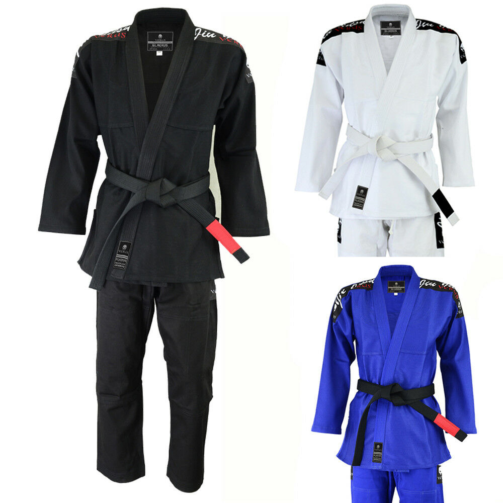 VERUS Gladius BJJ Gi Jiu Jitsu MMA Grappling Uniform A1 A2 A3 A4