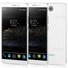 "XGODY 6"" Unlocked Smartphone 4Core 2SIM 3G For Straight talk Cell Phone Android"