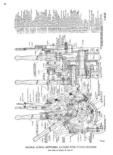 FRICK Sawmills No 01 PARTS LIST Catalog 24B new reprint