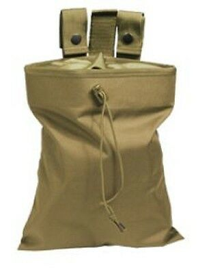 Nett Emtpy Dump Shell Pouch Army Military Tasche Rollbar Coyote