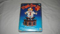 Vintage 1984 Craft Master Clown Music Box Kit 50990 Sealed Contents