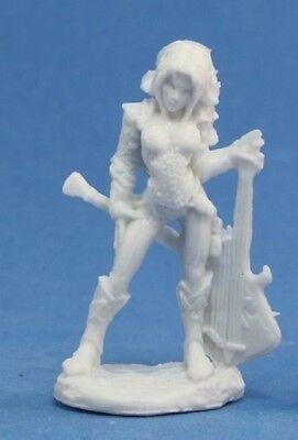 Reaper Bones 77078 Astrid Female Bard