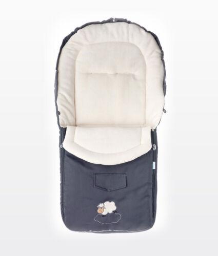 Cochecito Saco De Dormir Polar Cálido Impermeable 95x40 cm sensillo