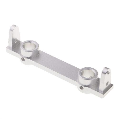 Hinterer Stoßfängerhalter aus Aluminiumlegierung für Axial SCX10 1//10 RC