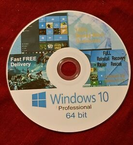 how to make windows 10 recovery dvd