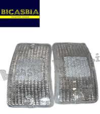 4823 - KIT GEMME BIANCHE FRECCE ANTERIORI VESPA PK 50 125 XL RUSH N V FL FL2 HP
