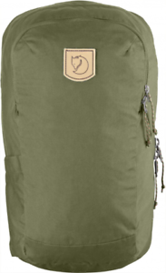 Simple and versatile daypack in G-1000 Eco Fjallraven High Coast Trail 20L
