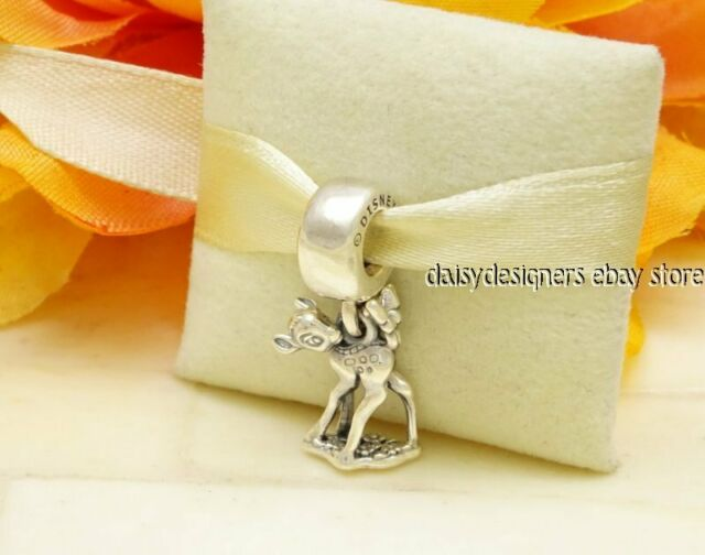 12268fc34 PANDORA Disney Charm Bambi 796462 Silver Color Gift for sale online ...
