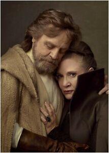 A1 Princess Leia Star Wars Vintage Poster A2 A0 A4 Sizes A3