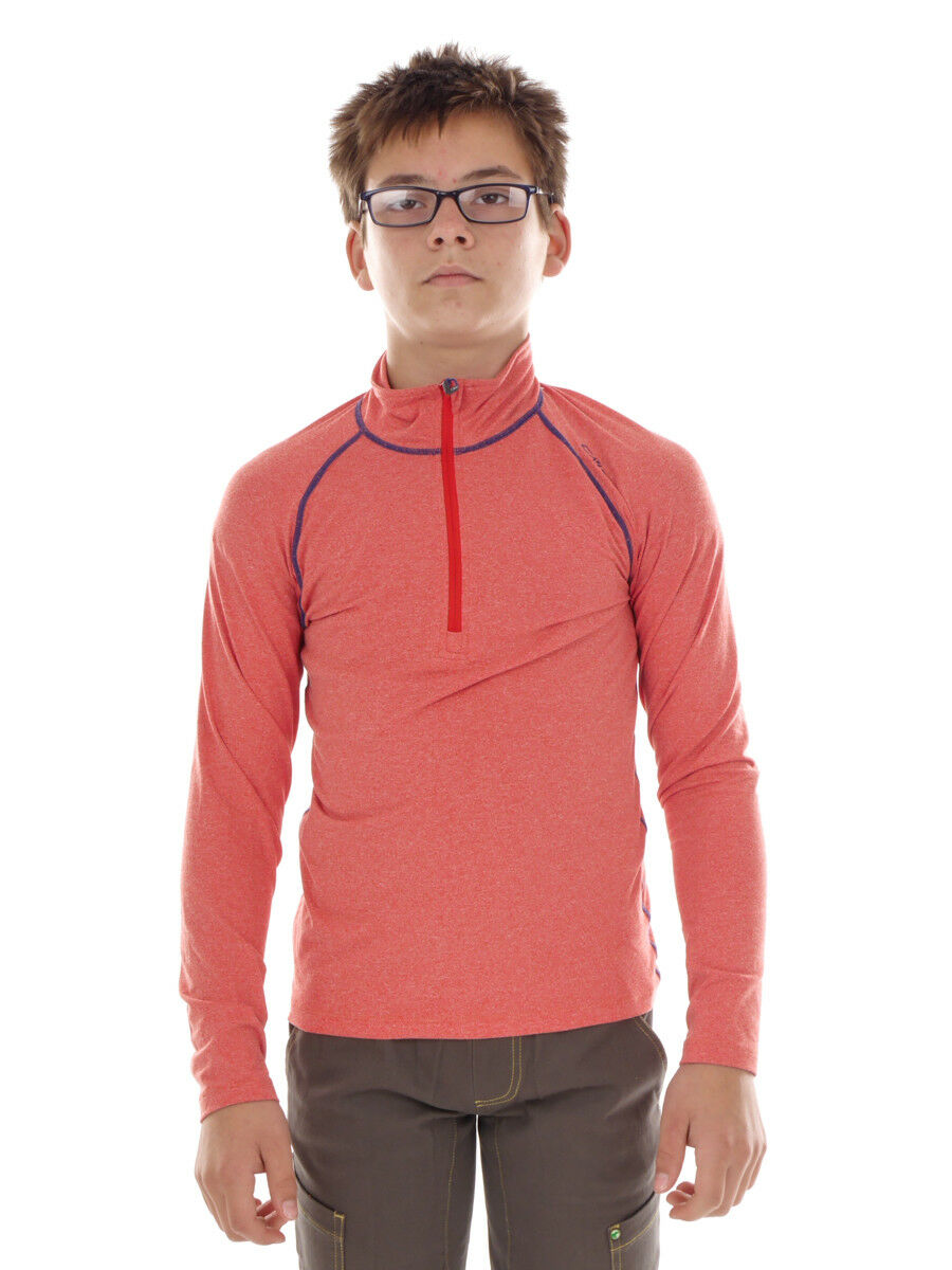 CMP Sweatshirt  Function Top orange Collar Stretch Softech Lightweight  save 60% discount and fast shipping worldwide